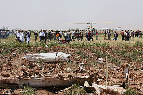 جان باختن 168 مسافر در سانحه سقوط پرواز تهران - ایروان
